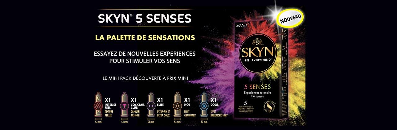 Manix 5 Senses