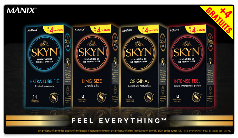 Promo Skyn +4 gratuits
