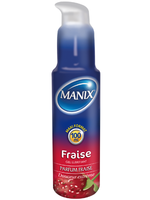 Manix Fraise Pulpeuse