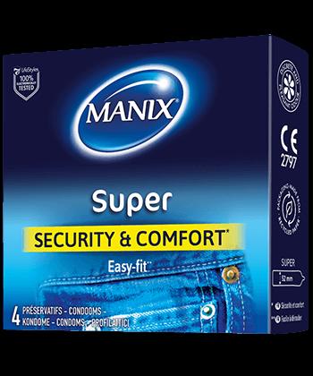 Recharge De Préservatif Manix Pour Distributeur
