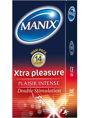 Manix Xtra Pleasure